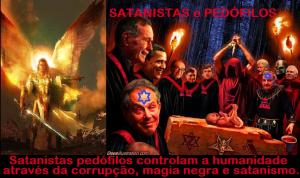 satanista e pedofilos