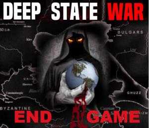 DEEP STATE WAR