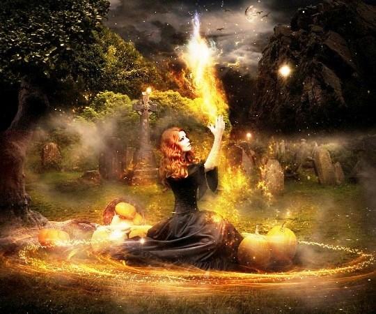 sacerdotisa-circulo-de-fogo